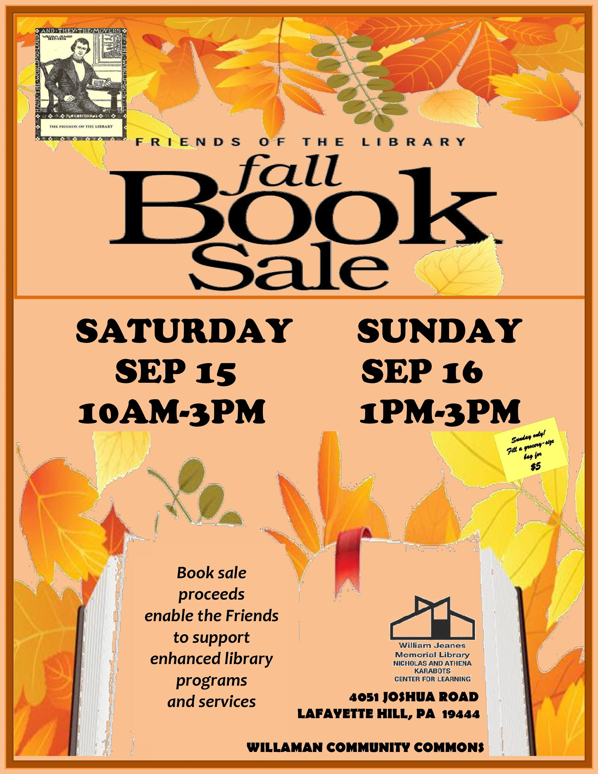 WJML Fall 2018 Book Sale Flyer-page-001