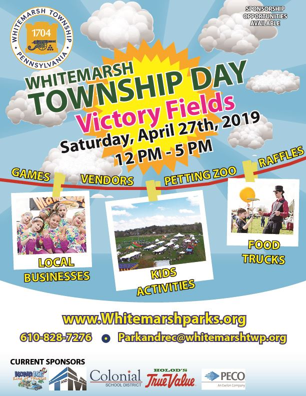 Township Day Flyer