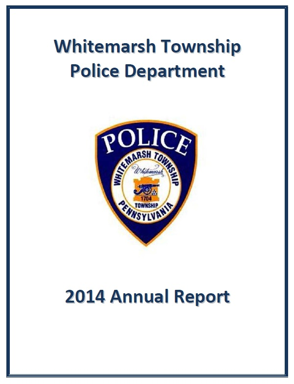 2014 PD Annual Report
