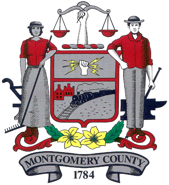 Montgomery County Seal Opens in new window